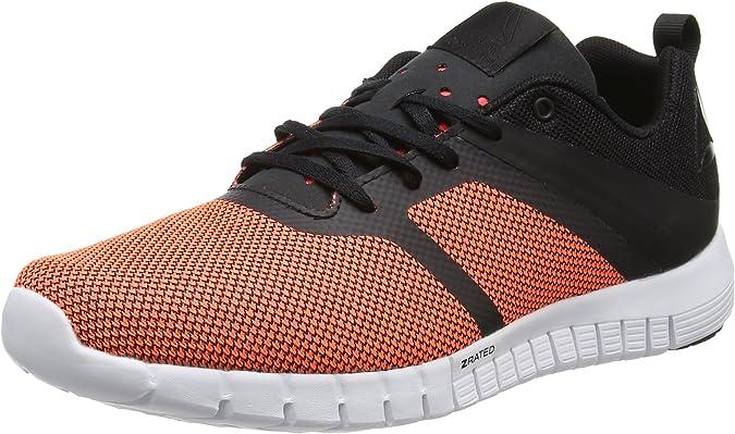 Reebok BD2104, Zapatillas de Trail Running para Mujer, Negro (Black/White/Coal/Vitamin C), 43.5 EU: Amazon.es: Zapatos y complementos