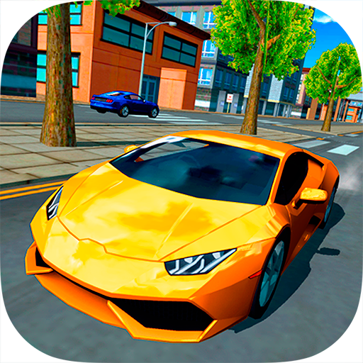 Extreme Car Driving Racing 3D]()
