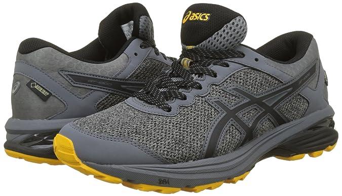 Asics Gt-1000 6 G-TX, Zapatillas de Running para Hombre, Gris, 39 EU: Amazon.es: Zapatos y complementos