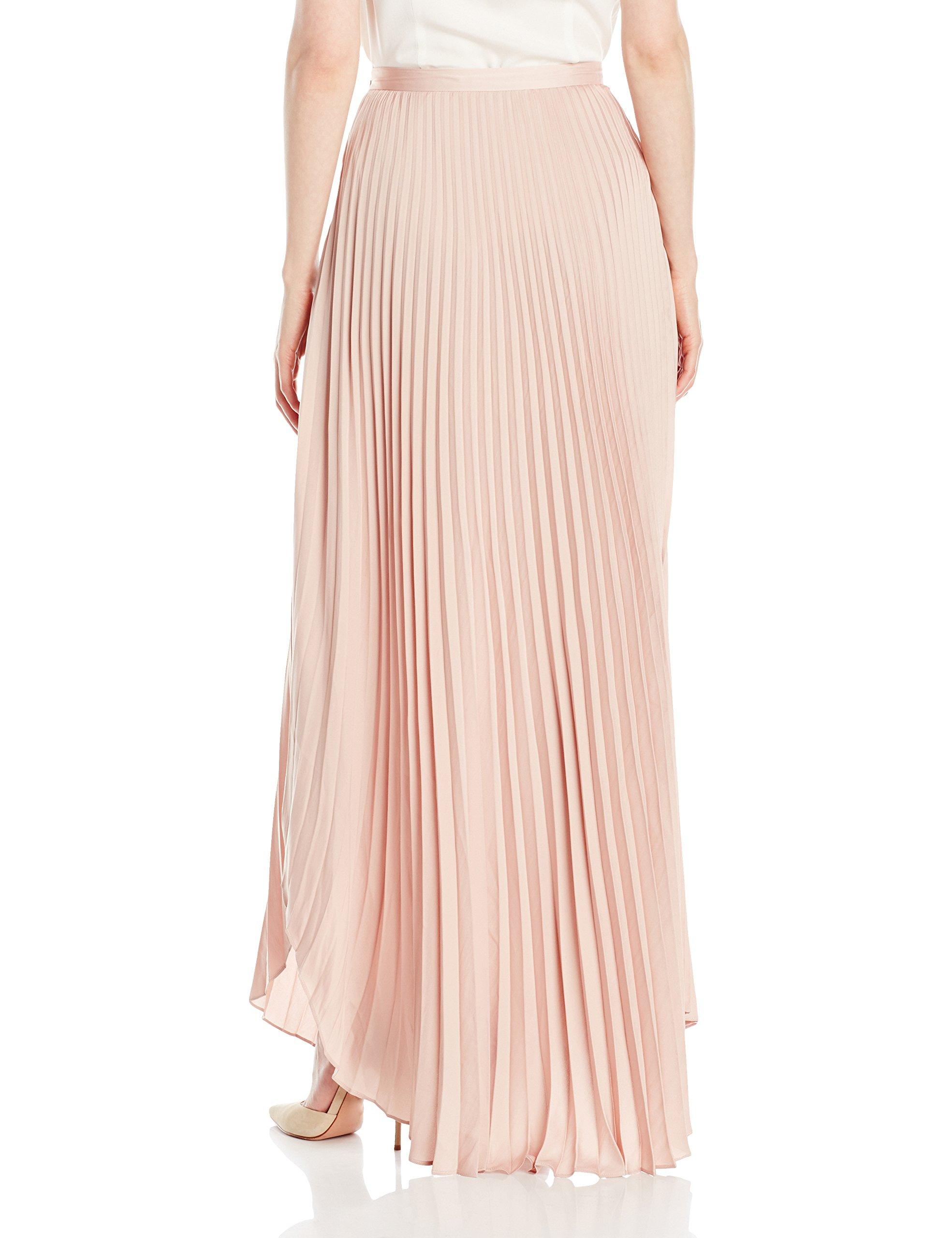 Dolce Vita Women's Camryn Maxi Skirt, Dusty Rose, S