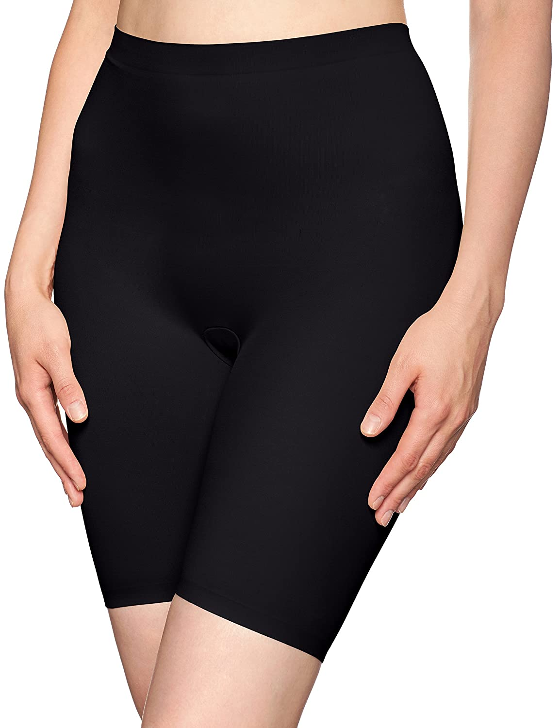 92e9363664 Self Expressions Smooth Tec Thigh Slimmer (SE0035) at Amazon Women s  Clothing store