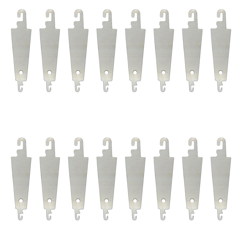 10 by 2-1//4 by 2-1//2-Inch PAKO Needle Organizer