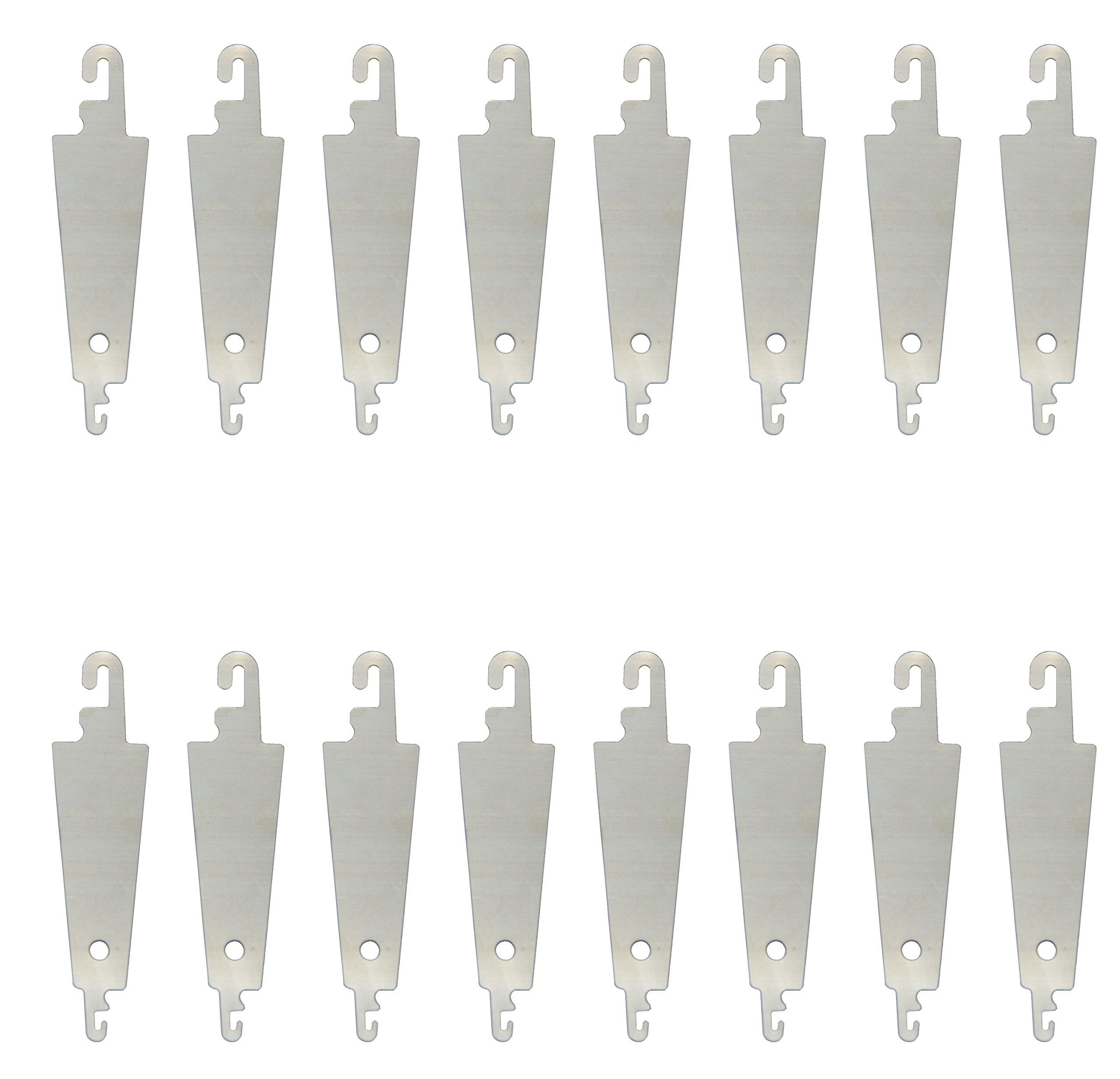 Ancefine Needle Threader for Large Eye Needles,50-Pack product image