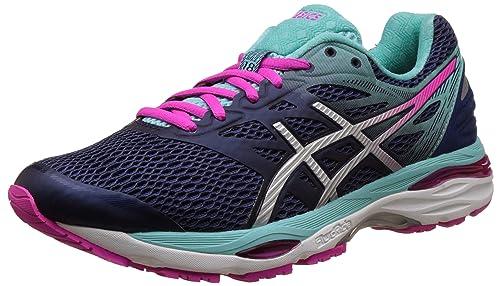 913fdd77e2c7 ASICS Women s Gel-Cumulus 18 Running Shoes  Amazon.in  Shoes   Handbags
