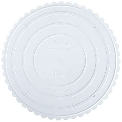Wilton 302-13 Decorator Preferred Round Separator Plate for Cakes, 13-Inch