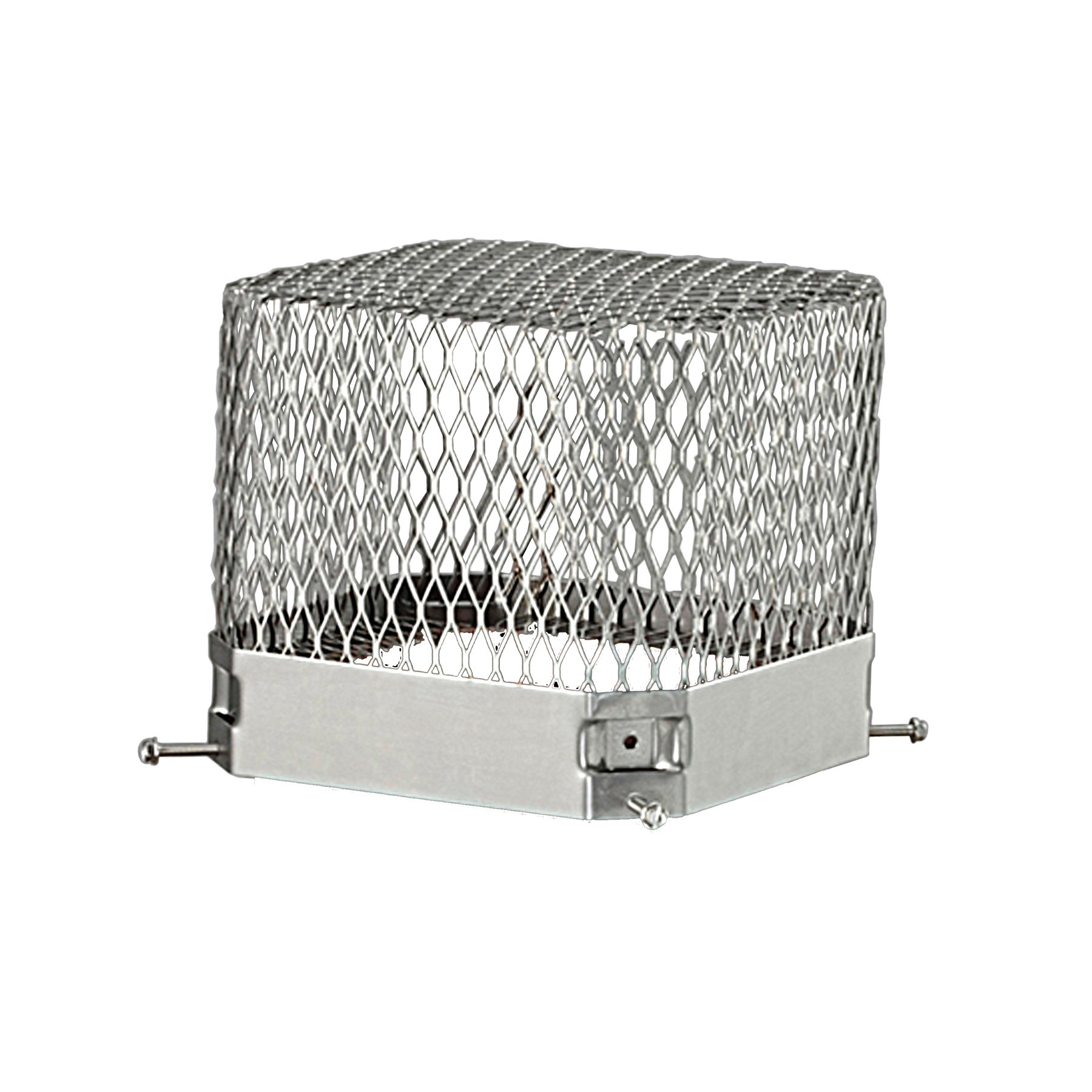 HY-C RS913 Stainless Steel Raccoon Screen, 9'' x 13'' x 6''