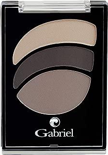 product image for Gabriel Cosmetics, Eyeshadow Trio, 3.2 Gram (Smokey)