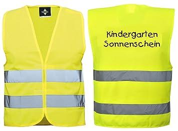 sicherheitsweste kindergarten
