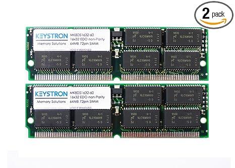 128MB 2x64MB MEMORY UPGRADE EMU E-MU E4K-E6400 E4X-E4-X