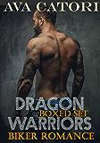 Dragon Warriors Biker Romance: Boxed Set (A Dragon Rebels Motorcycle Club Romance Book 4)