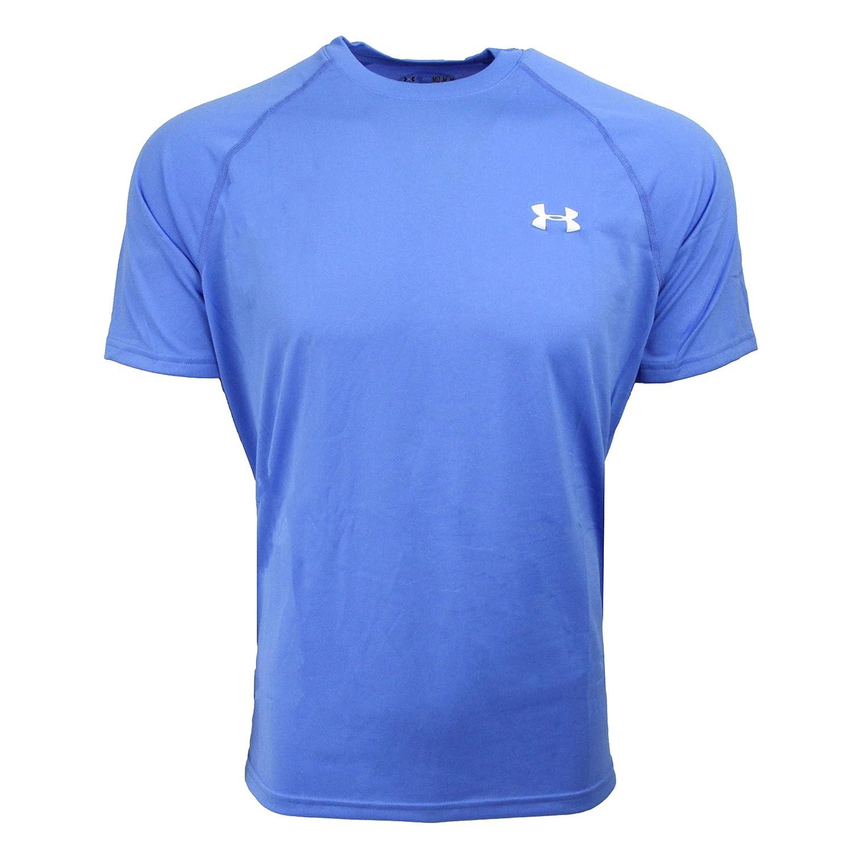 人気の春夏 [アンダーアーマー] B06Y3KZHF3 トレーニング/Tシャツ XX-Large テックTシャツ 1228539 メンズ 1228539 B06Y3KZHF3 Water Blue/White XX-Large XX-Large Water Blue/White, タツヤマムラ:41f957de --- brazsoy.com.br