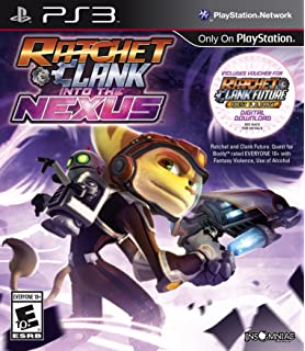 Amazon.com: Ratchet & Clank Future: A Crack In Time ...