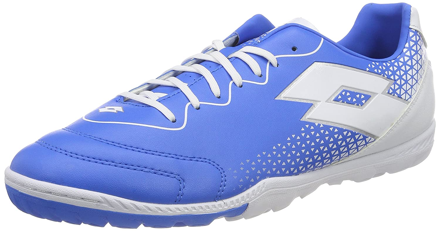 Lotto Spider 700 XV TF, Chaussures de Futsal Homme