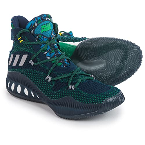 new photos 4062e a7681 Adidas Performance Mens Crazy Explosive Primeknit Basketball Shoe (10 D(M)  US,
