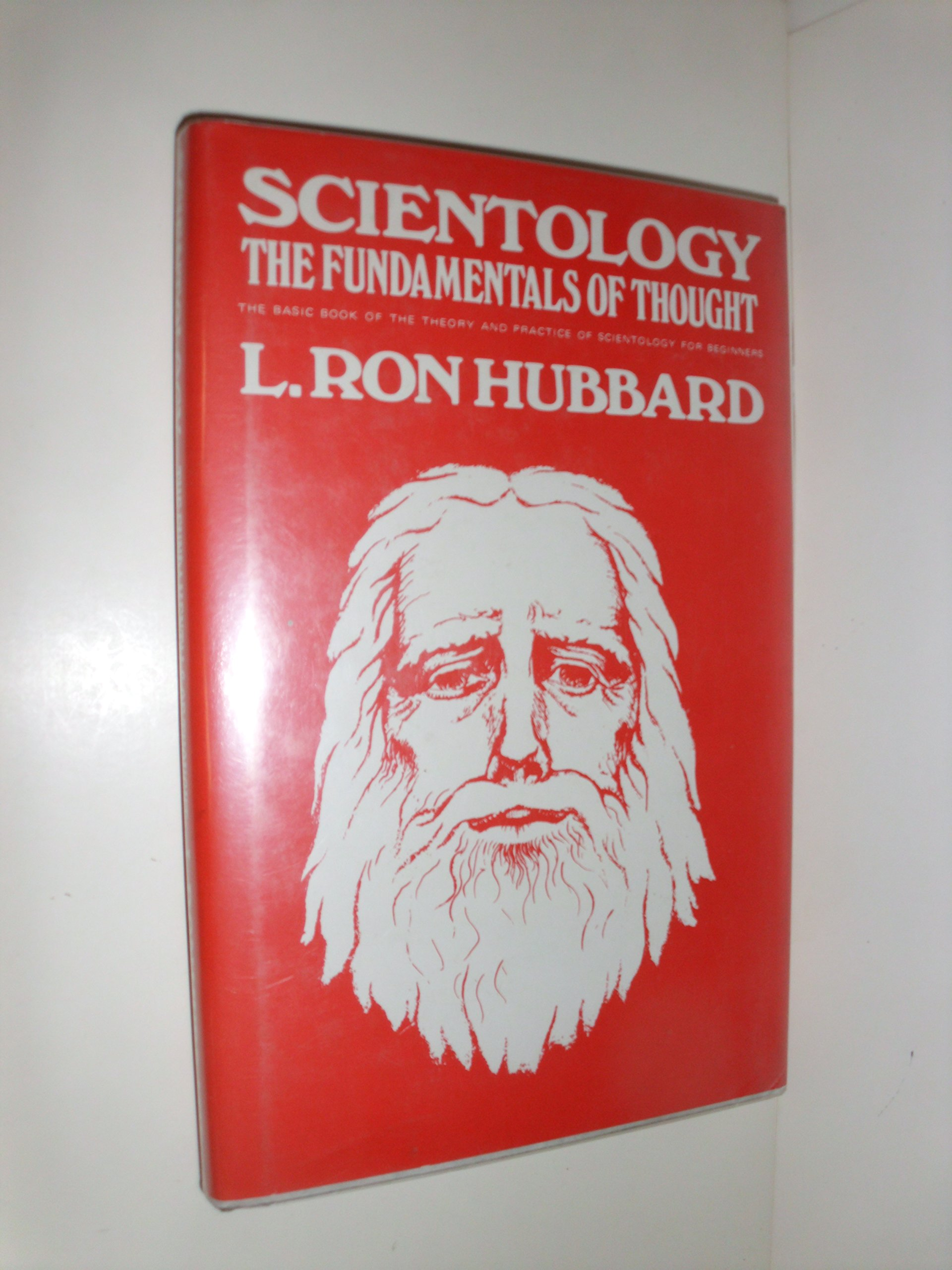 Image for Scientology: the fundamentals of thought
