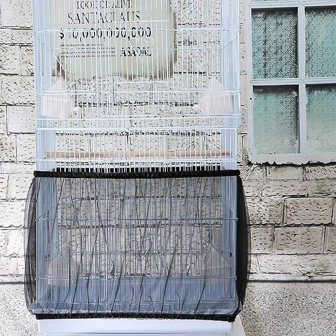 POPETPOP Falda de Malla para cobertor de mosquitero de Malla de ...