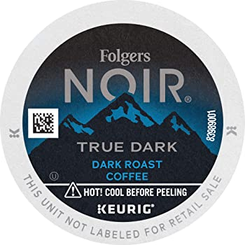 Folgers Noir True Dark Roast K Cup
