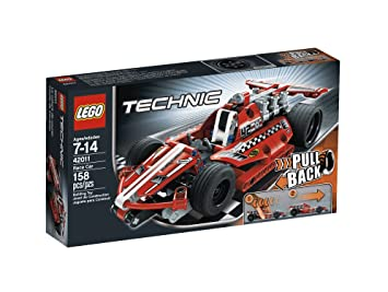 Amazon Com Lego Technic Race Car Toys Games