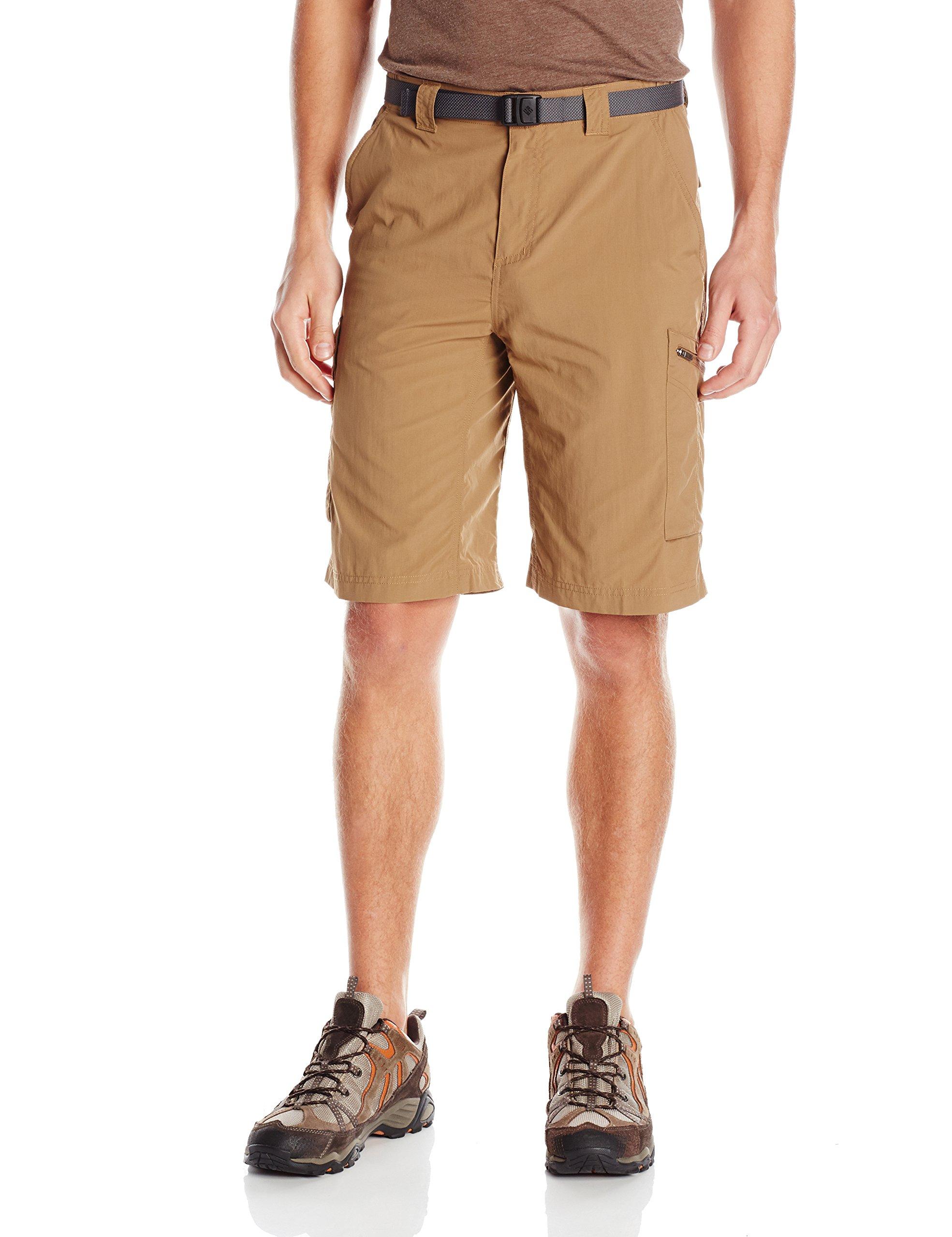 Columbia Sportswear Men's Silver Ridge Cargo Short, Delta, 30 x 12-Inch