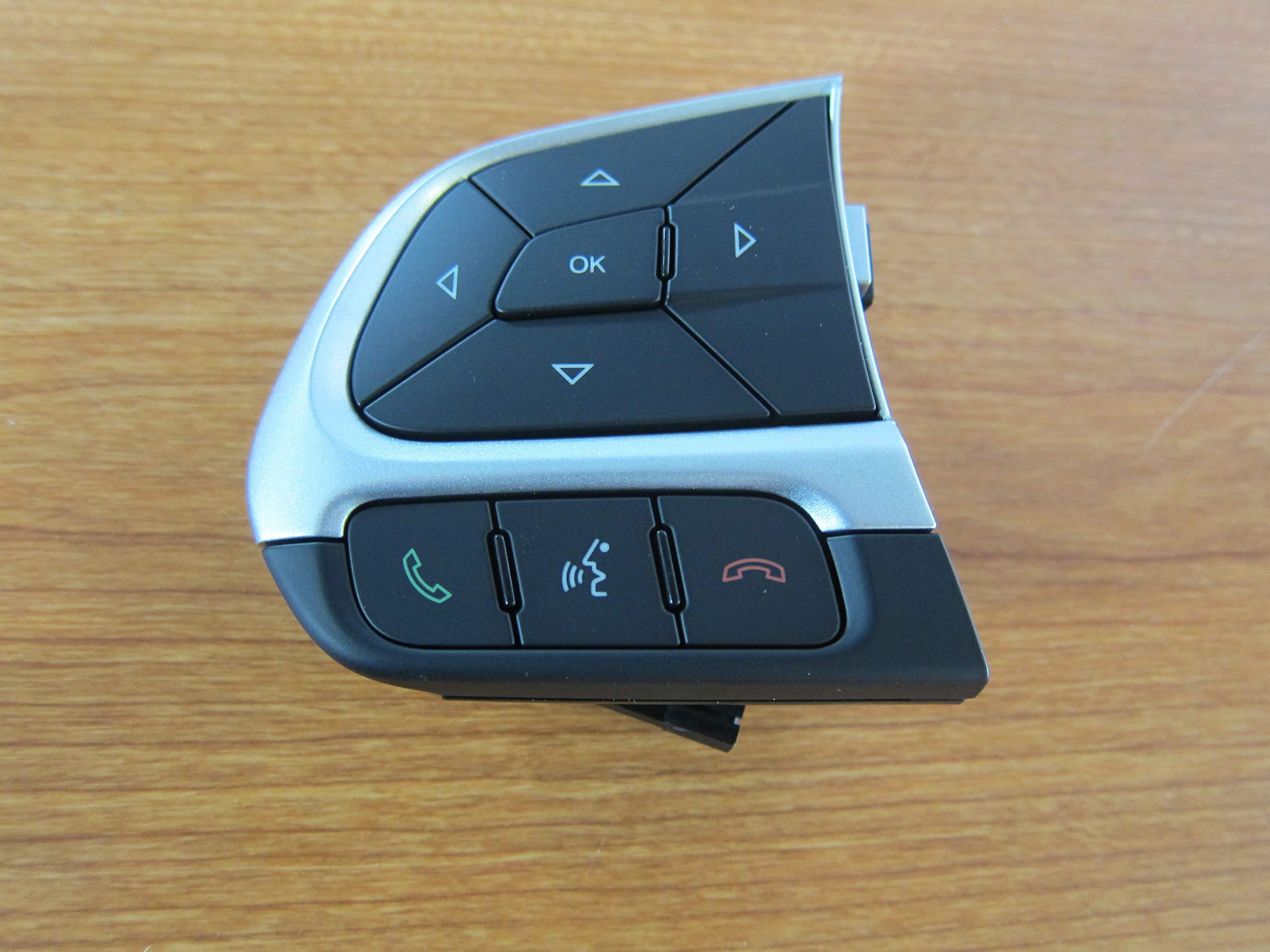 2015-2019 Jeep Renegade Left Side Steering Wheel Control Switch New MOPAR OEM