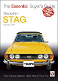 Triumph Stag: The Essential Buyer's Guide (Essential Buyer's Guide series)