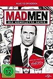 Mad Men – Die komplette Serie inkl. Visitenkarten-Etui (Special Edition) [Limited Edition] [30 DVDs]