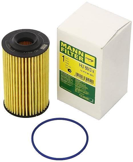 Mann Filter HU 69/3 x Filtro de Aceite