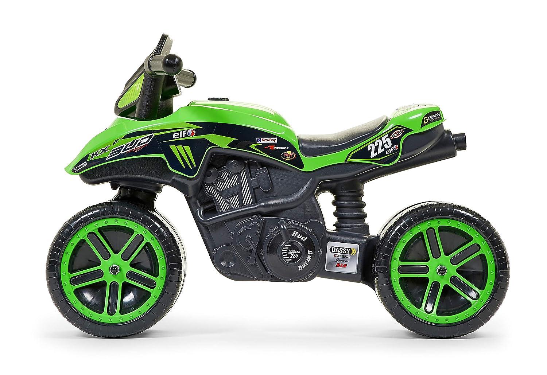 Falk 502KX Kawasaki Bud Racing balance bike Green and Black