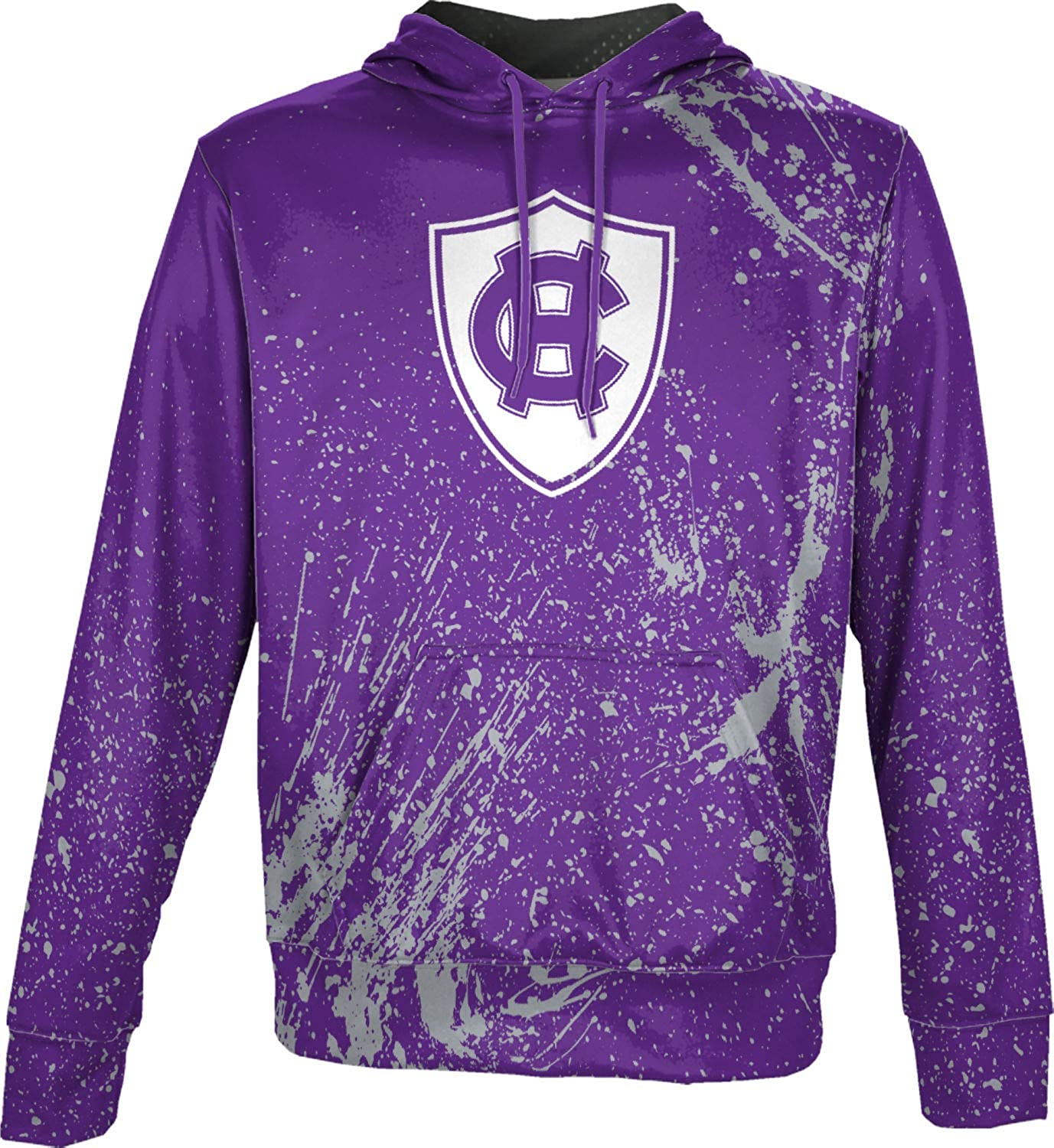 ProSphere The College of The Holy Cross Boys Pullover Hoodie Splatter