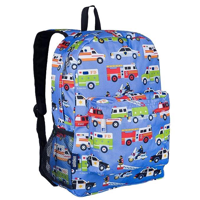 Wildkin 16 Inch Backpack, Heroes