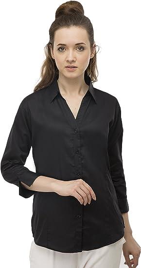 AMBROSIAL Women Formal Shirt Women\'s Blouses   Shirts