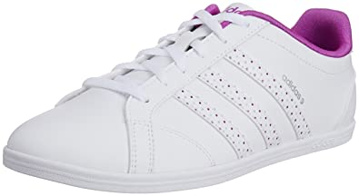 high quality promo code outlet online adidas Neo, Coneo QT VS W F76603, Größe 38.5, weiß: Amazon ...
