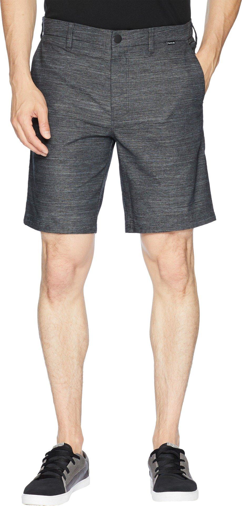 Hurley Drifit Breathe Foot Walk Shorts 36 inch Black