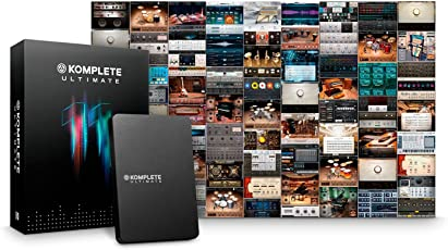 Native Instruments Komplete 11 Ultimate UPG - Software de edición de audio/música (15000 MB, 4096 MB, Athlon X2,Core 2 Duo, 6144 MB, 363 GB, Actualizasr)