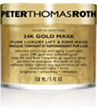 Peter Thomas Roth 24K Gold Mask Pure Luxury Lift & Firm, Anti-Aging Gold Face Mask, Helps Lift, Firm and Brighten the…