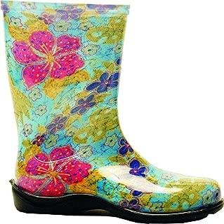 product image for Sloggers Women's Rain & Garden Boots Midsummer Blue 6