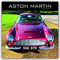 Aston Martin Calendar - Calendars 2017 - 2018 Wall Calendars - Car Calendars - James Bond - Aston Martin 16 Month Wall…