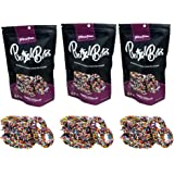 Pretzel Bites Chocolate Covered Pretzel Minis- 3 Bags- Great Snack and Gift! Perfect for Spouse, Mom Dad and All Chocolate Lo