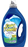 Cold Power Advanced Clean, Frangipani and Eucalyptus Liquid Laundry Detergent, 1 Litre, 20 Washloads