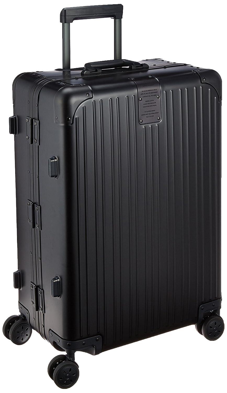 [カーゴ] スーツケース アルミキャリー フレーム | 75L | 6.5kg | 双輪キャスター | TSAロータリーロック |保証付 75L 70cm 6.5kg AMW126 B01AXO190M ミッドナイトブルー ミッドナイトブルー