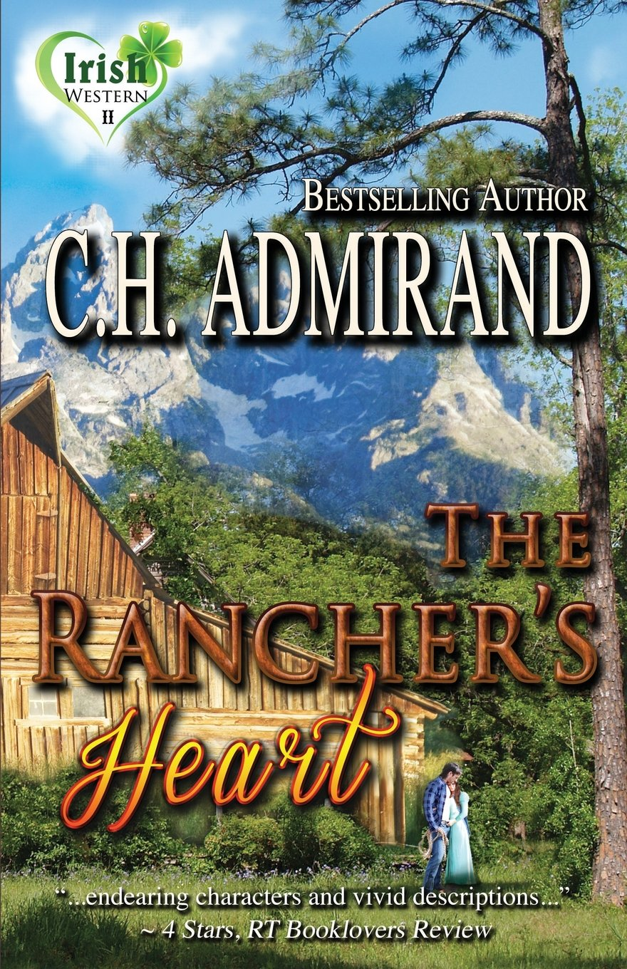 The Rancher's Heart Large Print (Irish Western Series Large Print) (Volume 2) pdf