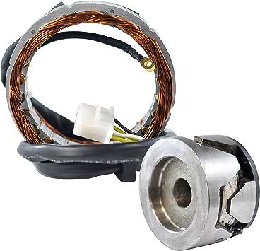 Kit Stator Rotor Alternator For Honda CB 750 K//Custom//Nighthawk CB 900 Super Sport CB1000 1979-1983 OEM Repl.# 31120-425-005 31120-425-852 31120-425-871 31120-461-005 31110-426-832 31120-461-415