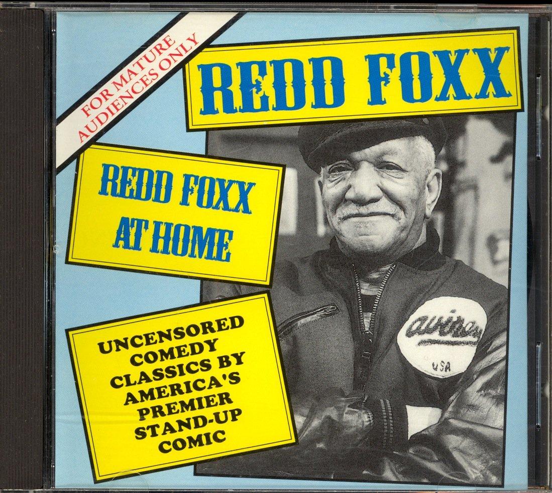 Redd Foxx at Home