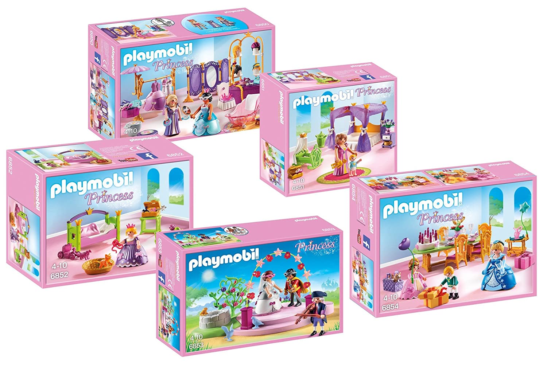 Playmobil 6848 Grand Chateau de Princesse - Meubles - Set ...