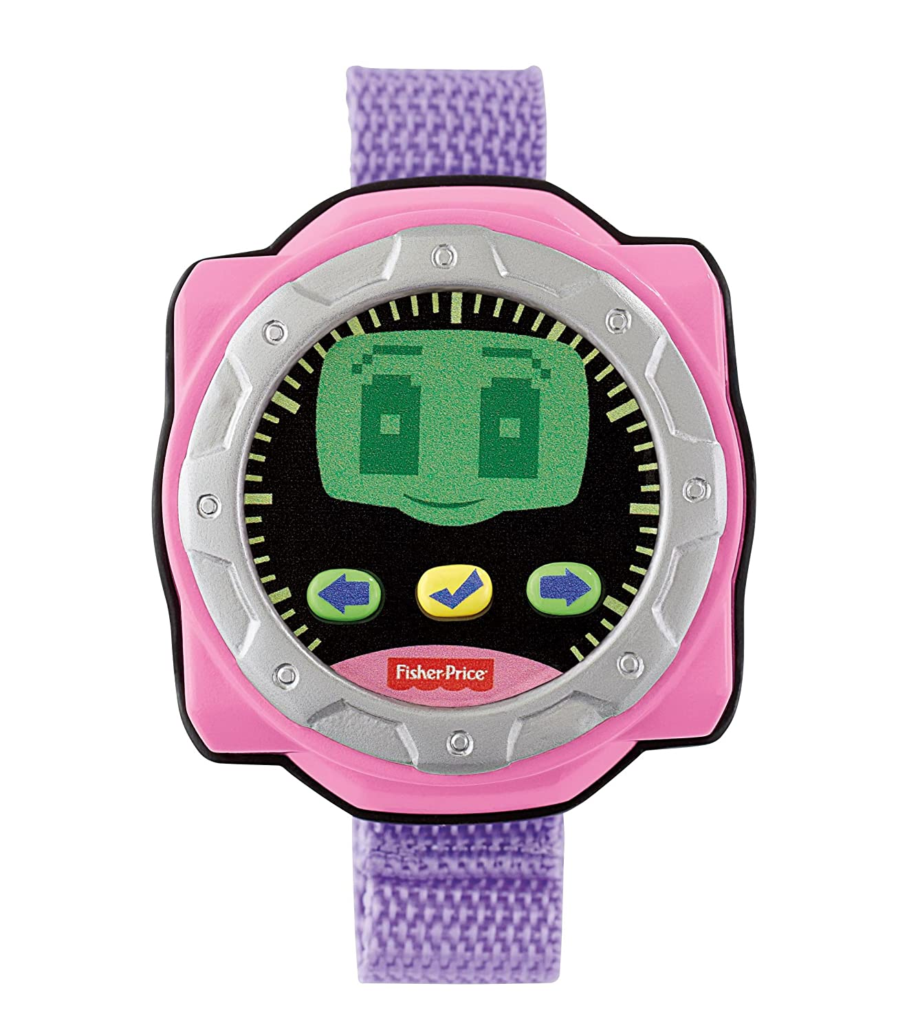 Amazon.com: Fisher-Price Smart Watch for Girls: Toys & Games