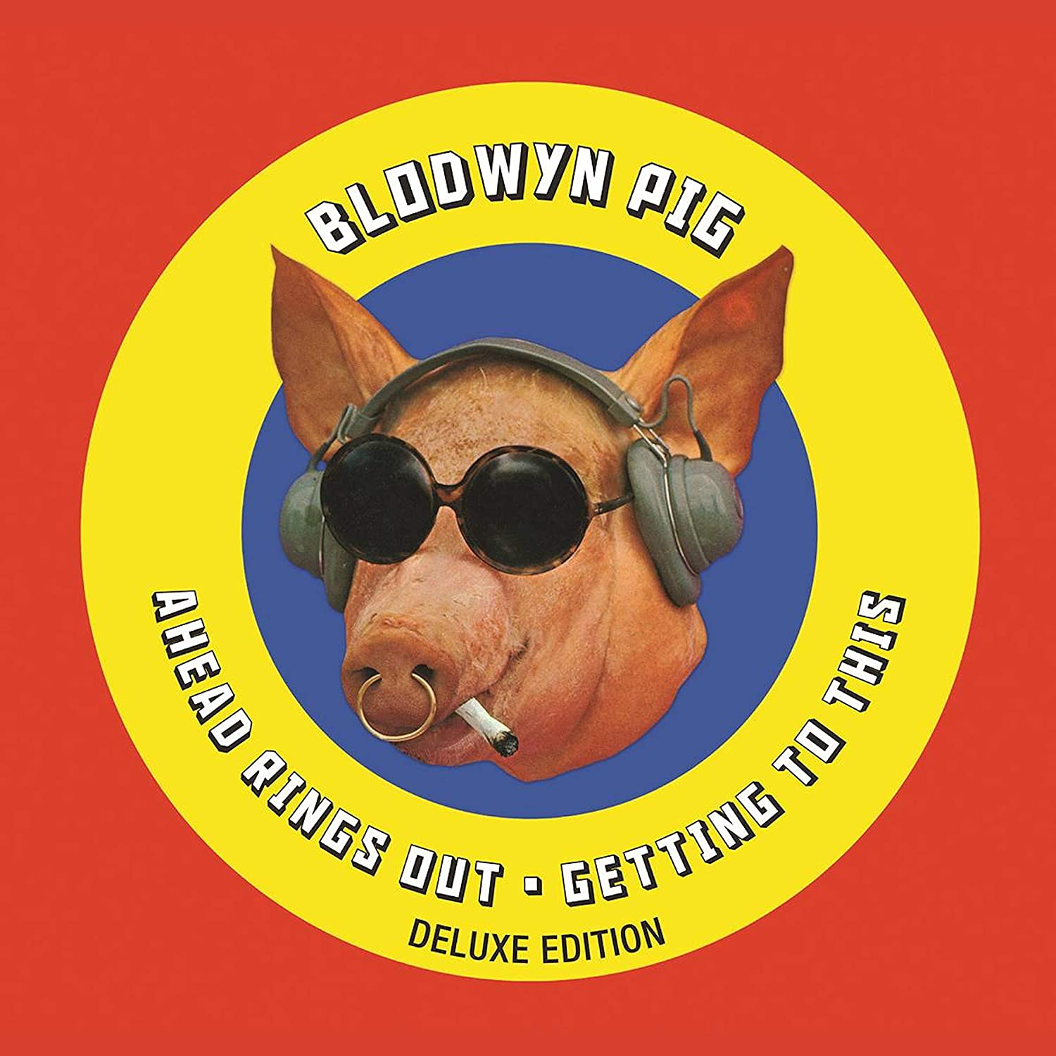 Ahead Rings Out-Reissue: Blodwyn Pig: Amazon.fr: Musique