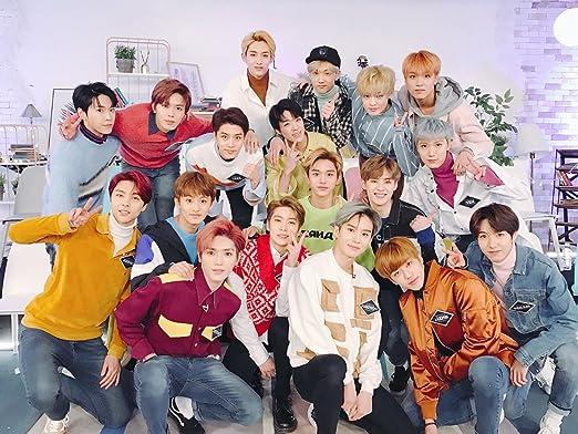 Random ver. NCT 2018 Empathy CD+Photobook+Diary+Photocard+Official Folded Poster+Extra Photo card SM Ent. NCT