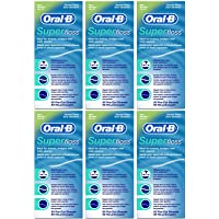 Oral-B - Hilo dental (sabor a menta, 50