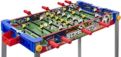 Amazon.com: VILLA GIOCATTOLI-France Soccer Table Football ...