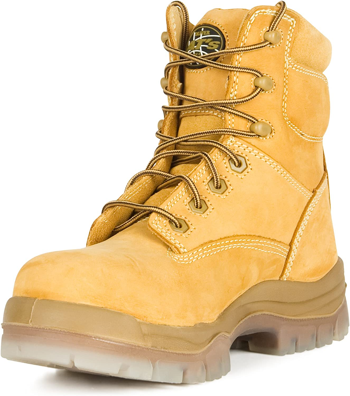 Oliver Oliver 45 Series Waterproof Composite Toe Work  Mens  Work Safety Shoes